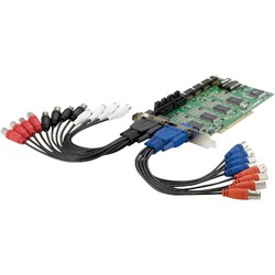 Levelone FCS-8006 16-Port Analog Camera Capture Card