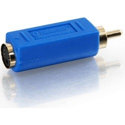 Cables To Go Bi-Directional RCA to S-Video Adapter