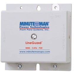 Minuteman LineGuard MMS-CAT6-POE Surge Suppressor