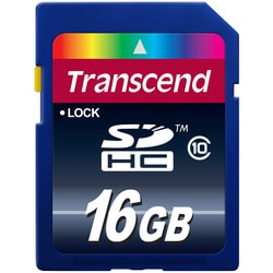 Transcend SDHC10 16 GB SDHC