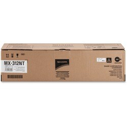 Sharp MX-312NT Toner Cartridge - Black
