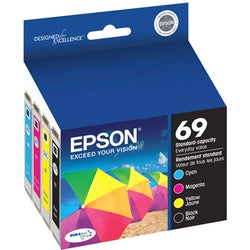 Epson T069120-BCS Ink Cartridge