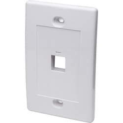Intellinet Wall Plate