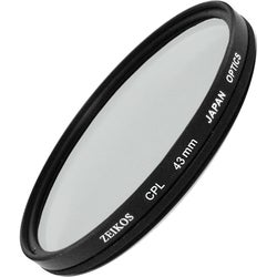Zeikos Electronics ZE-CPL43 Filter - Polarizer Filter