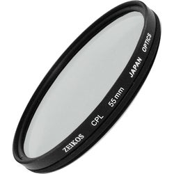 Zeikos Electronics ZE-CPL55 Filter - Polarizer Filter