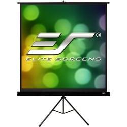 Elite Screens T119UWS1-Pro Tripod Pro Portable Tripod Manual Pull Up