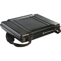 Pelican HardBack 1090 Carrying Case for Notebook - Black