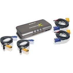 IOGEAR MiniView GCS1734 KVM Switch