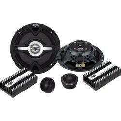 Lanzar 6.5-inch 2-way Slim Speaker System