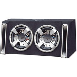Lanzar Vector VCHB210 1000 W RMS Woofer - Black