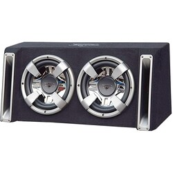 Lanzar Vector VCHB212 1200 W RMS Woofer - Black