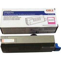 Oki 44318602 Toner Cartridge - Magenta