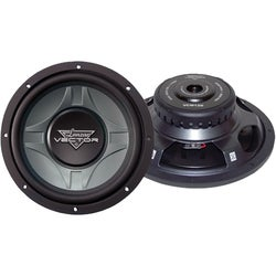 Lanzar 12-inch Dual Voice Coil Shallow Subwoofer