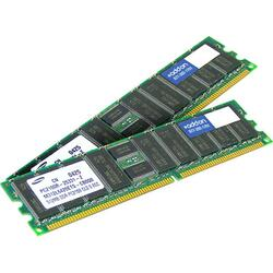 AddOn HP 358349-B21 Compatible Factory Original 2GB DDR-333MHz Regist