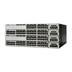Cisco Catalyst 3750X-24T-S Layer 3 Switch