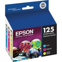 Epson T125520 Color Ink Cartridge