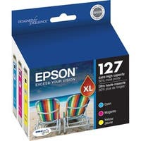 Epson DURABrite T127520 High Capacity Multi-Pack Ink Cartridge