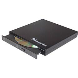 Digital Treasures 07064 External DVD-Writer - Retail Pack - Black