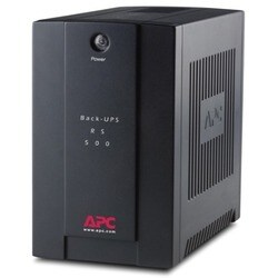 APC by Schneider Electric Back-UPS RS BR500CI-AS 500 VA Tower UPS