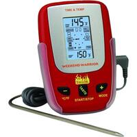Taylor 808N-4L Weekend Warrior Remote Probe Cooking Thermometer