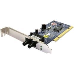 StarTech.com 100Mbps PCI Multi Mode ST Fiber Ethernet NIC Network Ada|https://ak1.ostkcdn.com/images/products/etilize/images/250/1017465362.jpg?impolicy=medium