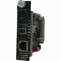 Perle CM-1000-S2SC10 Gigabit Media Converter