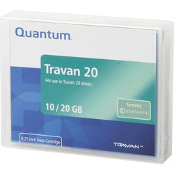 Certance CTM20-3 Travan-20 Data Cartridge