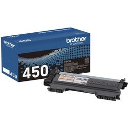 Brother TN450 High Yield Black Toner Cartridge