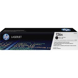 HP 126A Toner Cartridge - Black