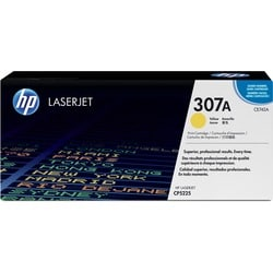 HP Toner Cartridge (Yellow)
