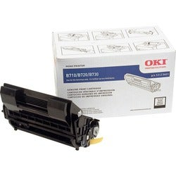 Oki 52123601 Toner Cartridge - Black