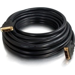 C2G 65ft Pro Series DVI-D CL2 M/M Single Link Digital Video Cable