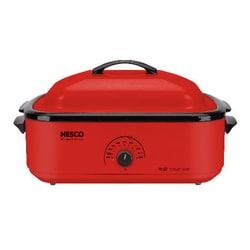 Nesco 18-quart Electric Roaster Oven - Thumbnail 0