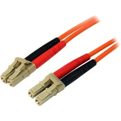 StarTech.com 3m Fiber Optic Cable - Multimode Duplex 50/125 - LSZH -