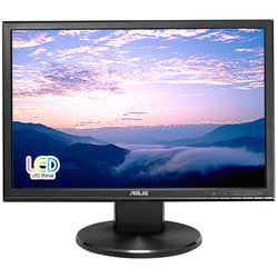 Asus VW199T P 19 LED LCD Monitor   169   5 ms