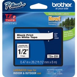 Brother TZE231 Label Tape