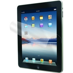 3M Natural View Screen Protector-Apple iPad Clear