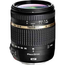 Tamron B008 18 mm - 270 mm f/3.5 - 6.3 Zoom Lens
