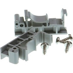 Brainboxes Mounting Rail Kit for Network Equipment