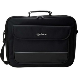 "MANHATTAN Empire 421560 Carrying Case for 17"" Notebook - Black"