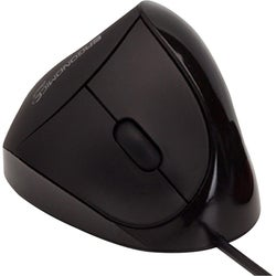 Comfi USB Black Ergonomic Mouse By Ergoguys