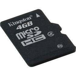 Kingston MBLY4G2/4GB 4 GB microSDHC