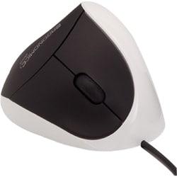 Comfi USB White Ergonomic Mouse By Ergoguys