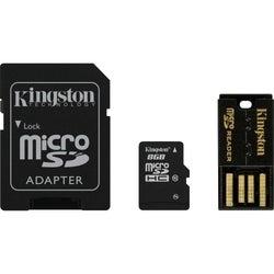 Kingston MBLY10G2/8GB 8 GB microSDHC