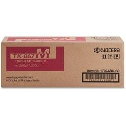 Kyocera TK867M Toner Cartridge - Magenta