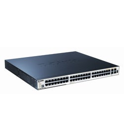 D-Link xStack DGS-3120-48PC Ethernet Switch