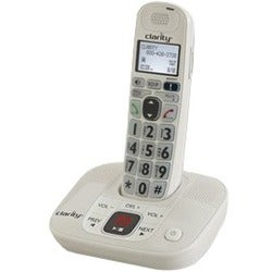 Clarity D712 DECT Cordless Phone - White