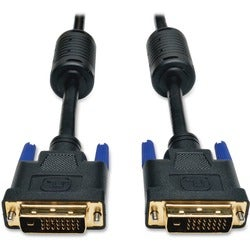 Tripp Lite 6ft DVI Dual Link Digital TMDS Monitor Cable Shielded DVI-