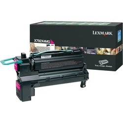 Lexmark X792X4MG Toner Cartridge - Magenta