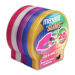 Maxell CD-355 Jewel Cases